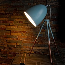 Lampada da Tavolo Industrial Style